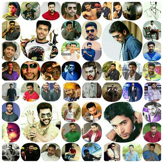 Happy Birthday Jayam Ravi:-) :-) :-) :-) :-)