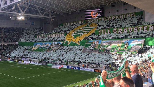 Ultras Tifo On Twitter Sweden Derby Of Stockholm Hammarby Aik 10 09 2017 Https T Co Rxyzm6tmq9