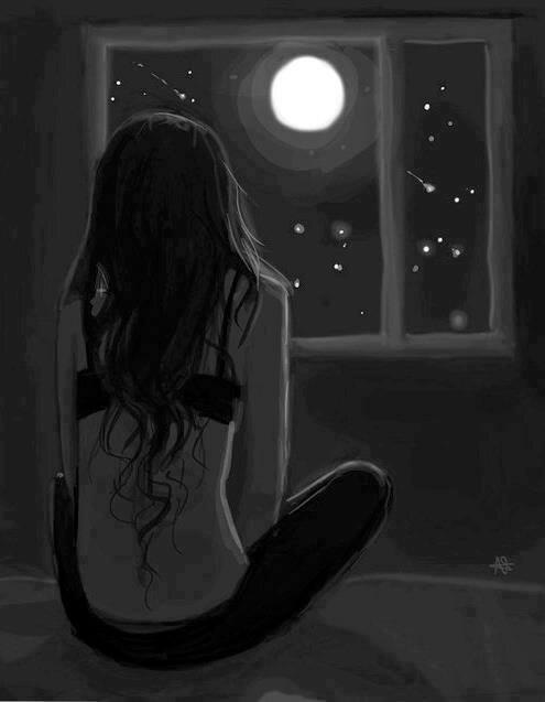 La luna está llena de miradas que se perdieron buscando una respuesta. https://t.co/Au3aeqJftk
