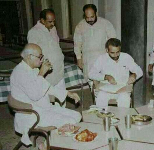 L K Advani, Babu Bajrangi, Amit Shah, Narendra Modi
