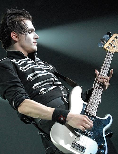 Happy Birthday Mikey Way!