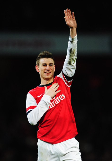 Happy Birthday Laurent Koscielny!