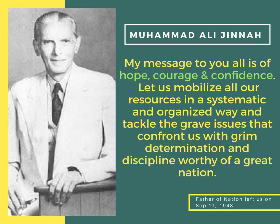 Remembering #Quaid-e-Azam on his 69th Death Anniversary.  #11Sep #QuaidDeathAnniversary #QuaidKaPakistan<br>http://pic.twitter.com/z8KOpdnj5y