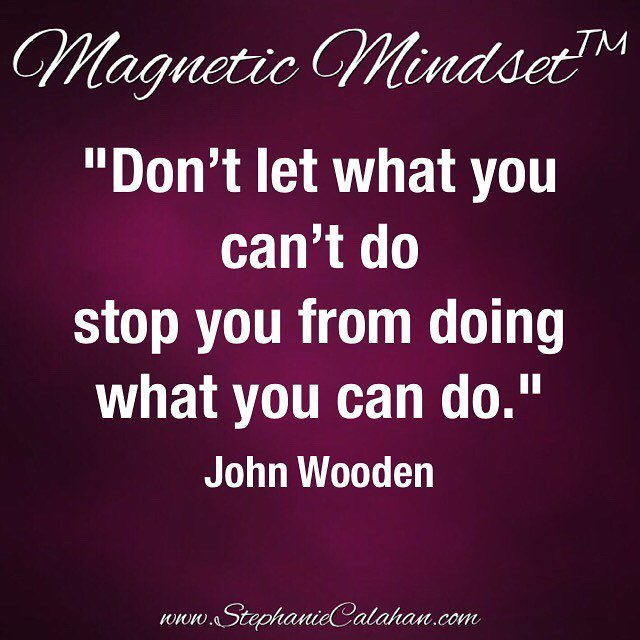It&#39;s amazing what you can accomplish when you focus on what you can do.  #magneticmindset  #quoteoftheday #johnwo…  http:// ift.tt/2jhunVM  &nbsp;  <br>http://pic.twitter.com/vNA1GZGpDD