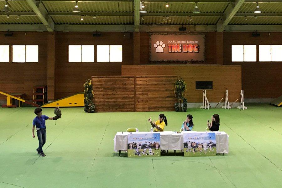 日本では那須どうぶつ王国にてトークショーを開催しました。 みなさんの動物の知識がだんだんと豊富になっ…