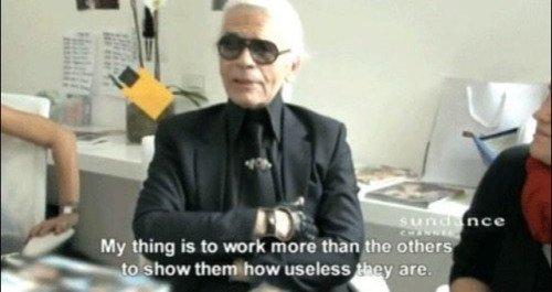 Happy birthday legendary Karl Lagerfeld