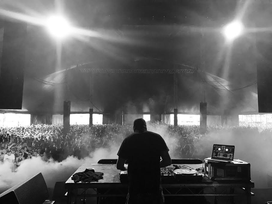 This ones out to all the ninjas that came out to @OfficialRandL Festival. That was DOPE! 🔊🔊🔊 https://t.co/H20evexQq2