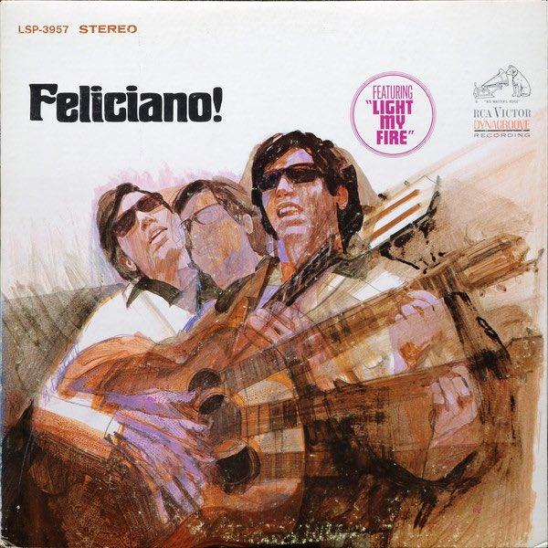 Happy Birthday wishes to the man, Mr. José Feliciano!
