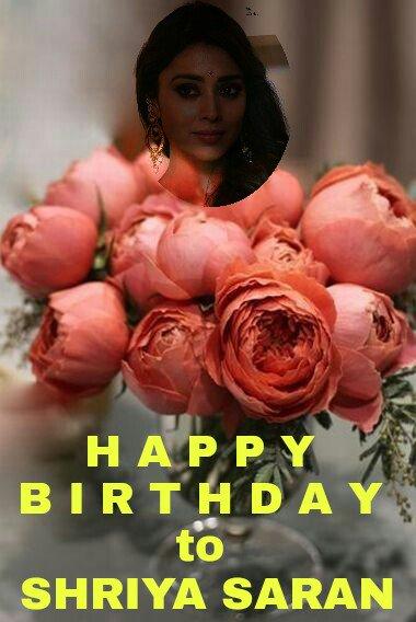 Happy Birthday to Shriya Saran!!!!