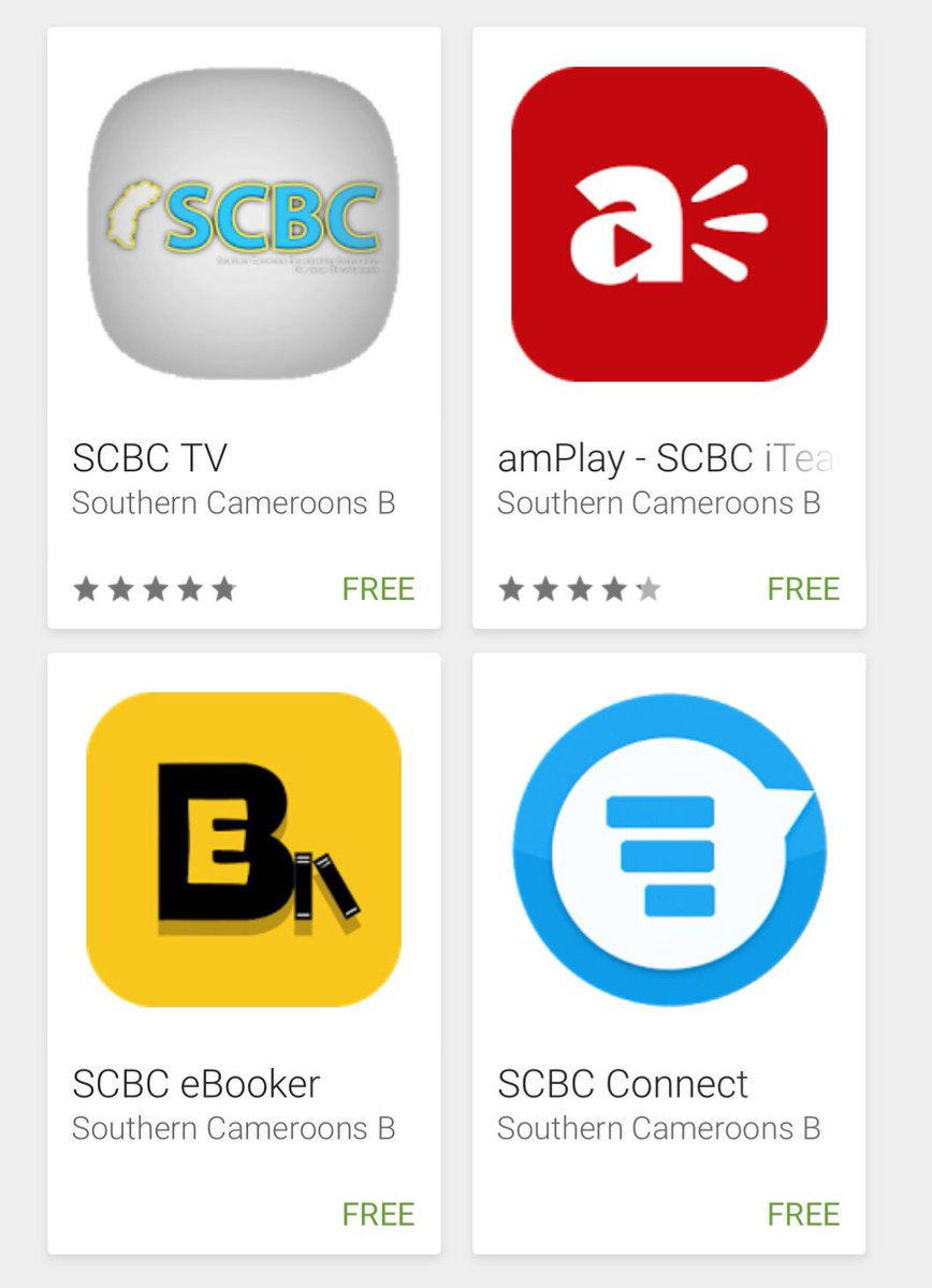 Free apps for android