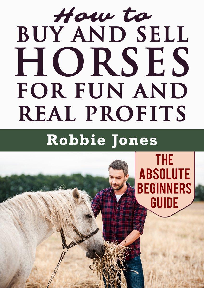 To buy horses