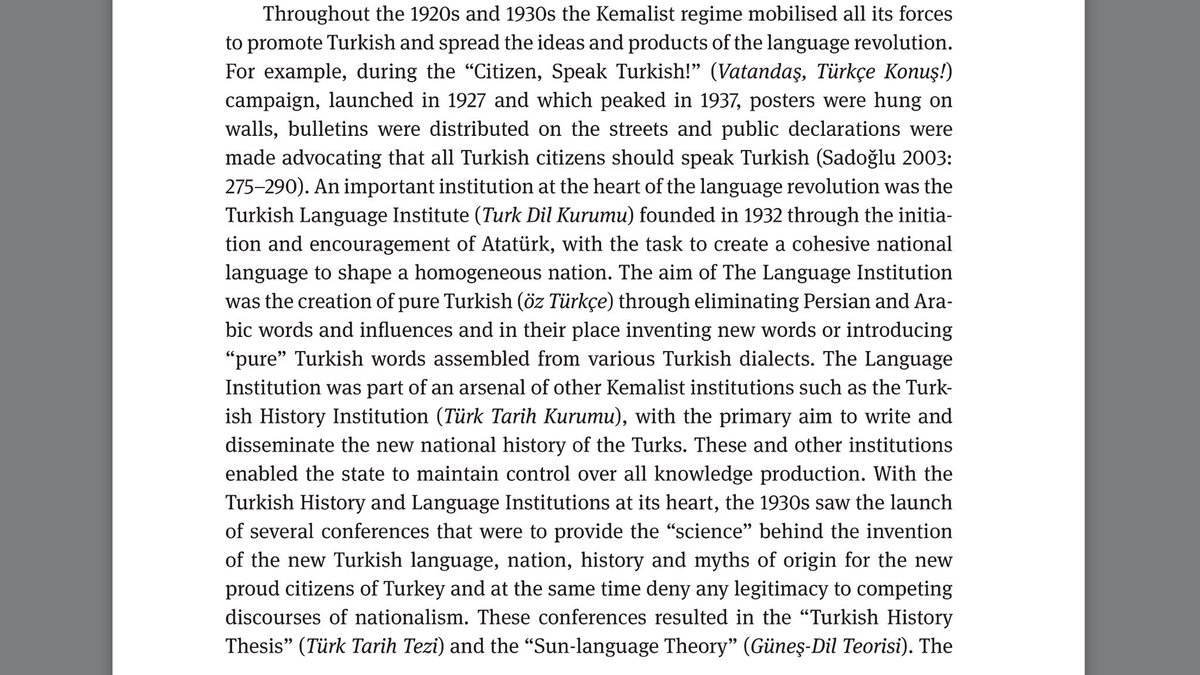 the launching of the turkish thesis of history The launching of the turkish thesis of history: a close textual analysis (pdf) ma thesis sabanci university main ideas of sun language theory (turkish.