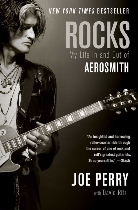 BraveWords666: Happy  Birthday Joe Perry (AEROSMITH). Check out his autobiography Rocks: My Life In and Out of Aer