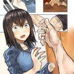 幼馴染と腕相撲。HERO_IN11・12枚目。 pic.twitter.com/DcVGnqRxiy