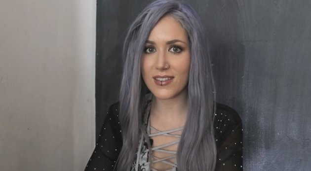 "Alissa White Gluz On Twitter Congratulations To: El Cuartel Del Metal On Twitter: ""Alissa White-Gluz (Arch"