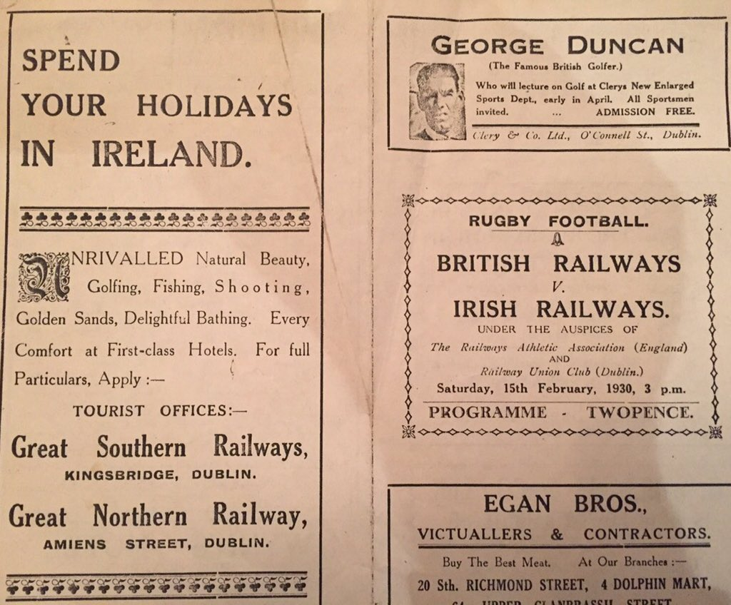 Railway Union RFC on Twitter: