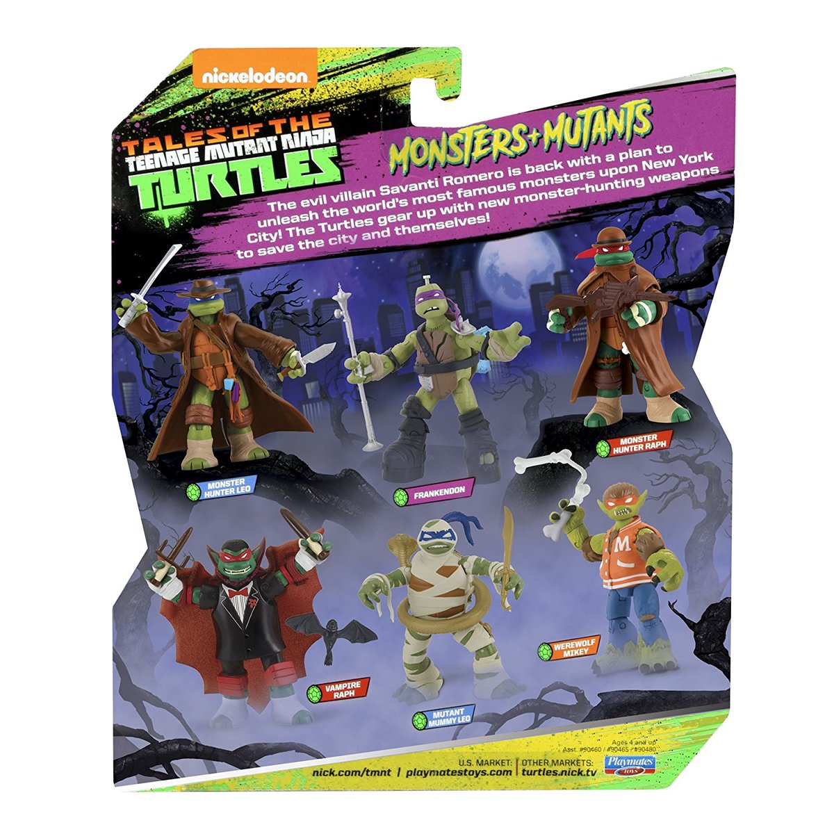 TMNT Fan 86 on Twitter Teenage Mutant Ninja Turtles  Monster
