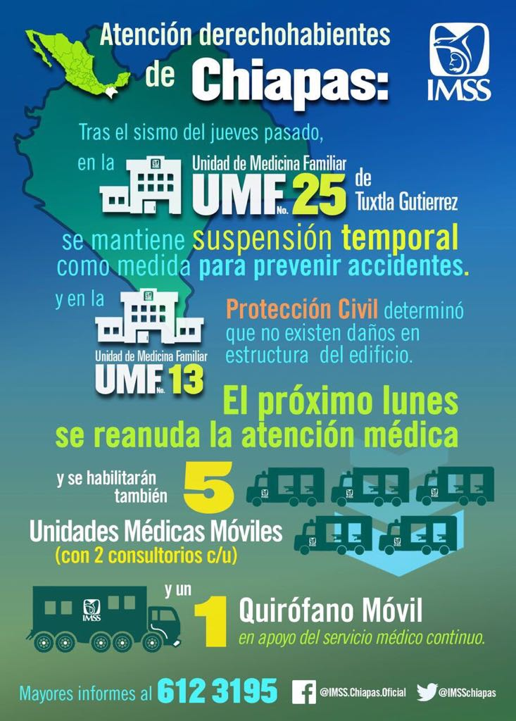 IMSS Chiapas on Twitter: \