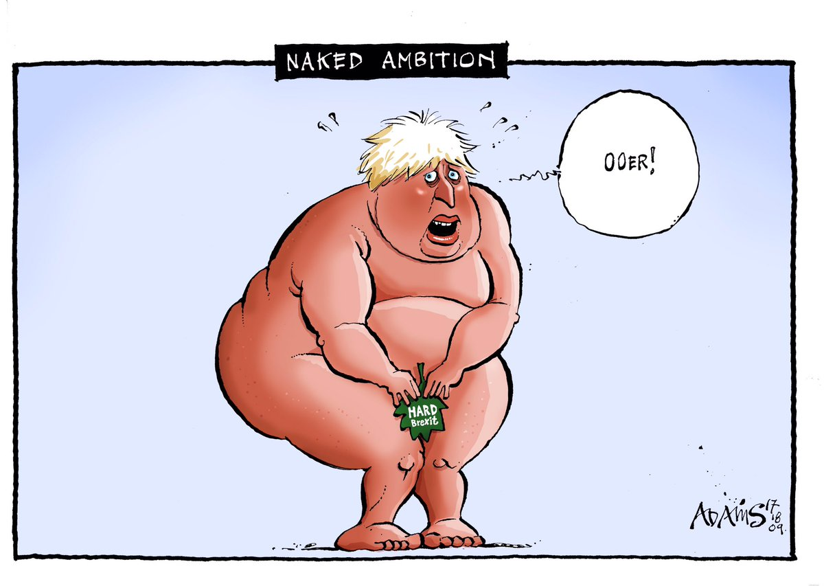 Today's @EveningStandard #boris cartoon https://t.co/8X4TRJXfqi