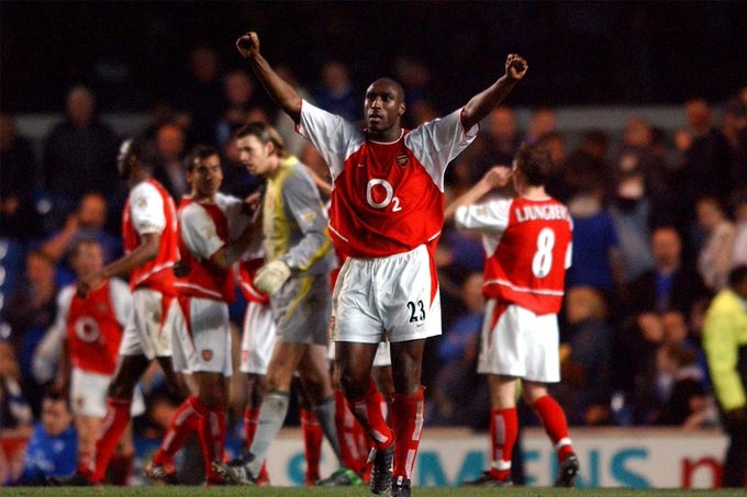 Happy Birthday to Arsenal legend Sol Campbell!