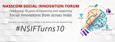 Applications to bring forth #tech4good #socialinnovations will be open soon! #Socinn keep an eye on nsif.in. #NSIFturns10<br>http://pic.twitter.com/xUKLm2o6tg