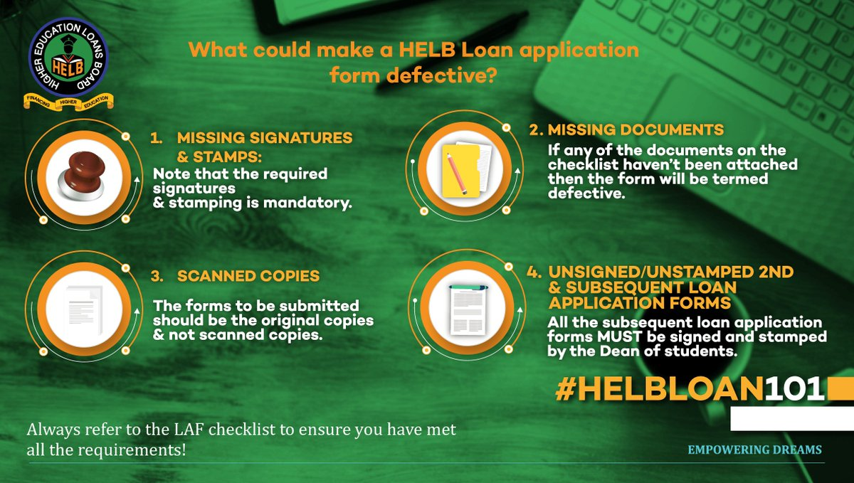 OFFICIAL HELB PAGE on Twitter: