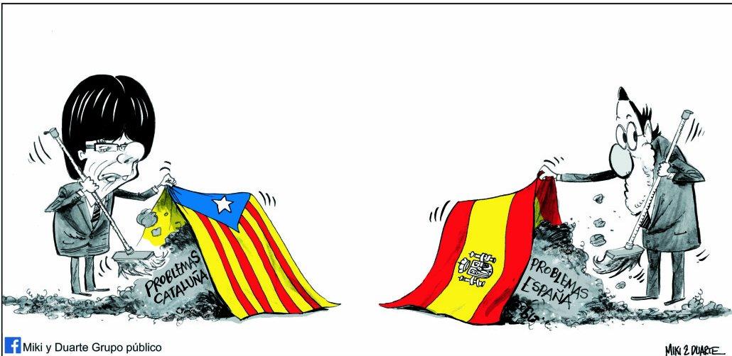 RT @gsemprunmdg: Alfombras Patria    x      Miki & Duarte  #FelizLunes  #LaCafeteraLaberintoCatalan https://t.co/DMIF9EvQw8