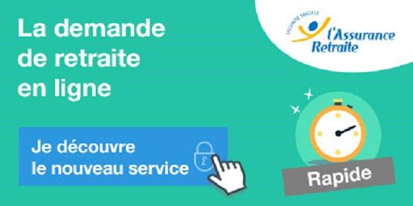 Carsat Nord Picardie On Twitter La Demande De Retraite En Ligne C