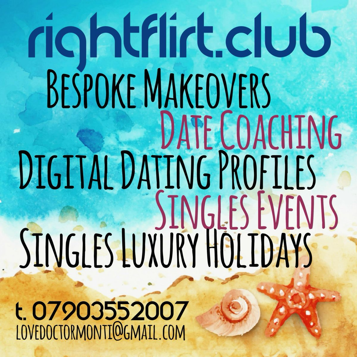 Singles dating event