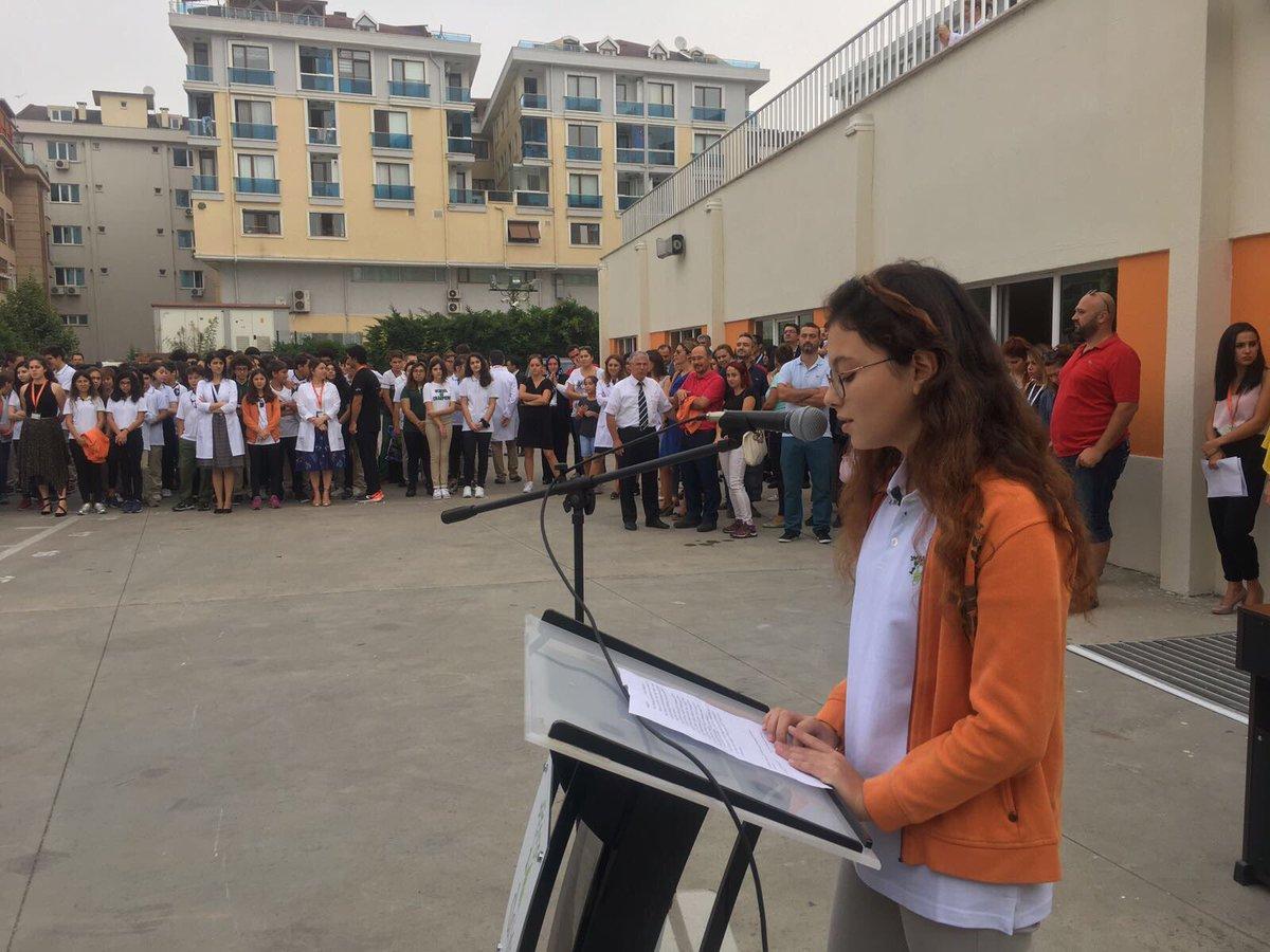 Ihvan Ciftci On Twitter Atakent Doga Koleji 2017 2018