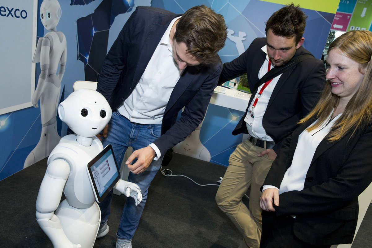 Brands, bots and @boughb: what you missed at #dmexco https://t.co/Dlm9...