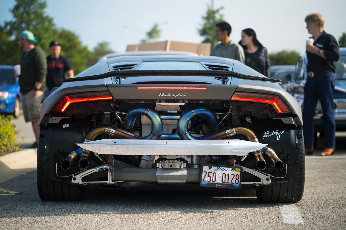 Car Keys On Twitter Bumperless Lamborghini Huracan Looks Awesome