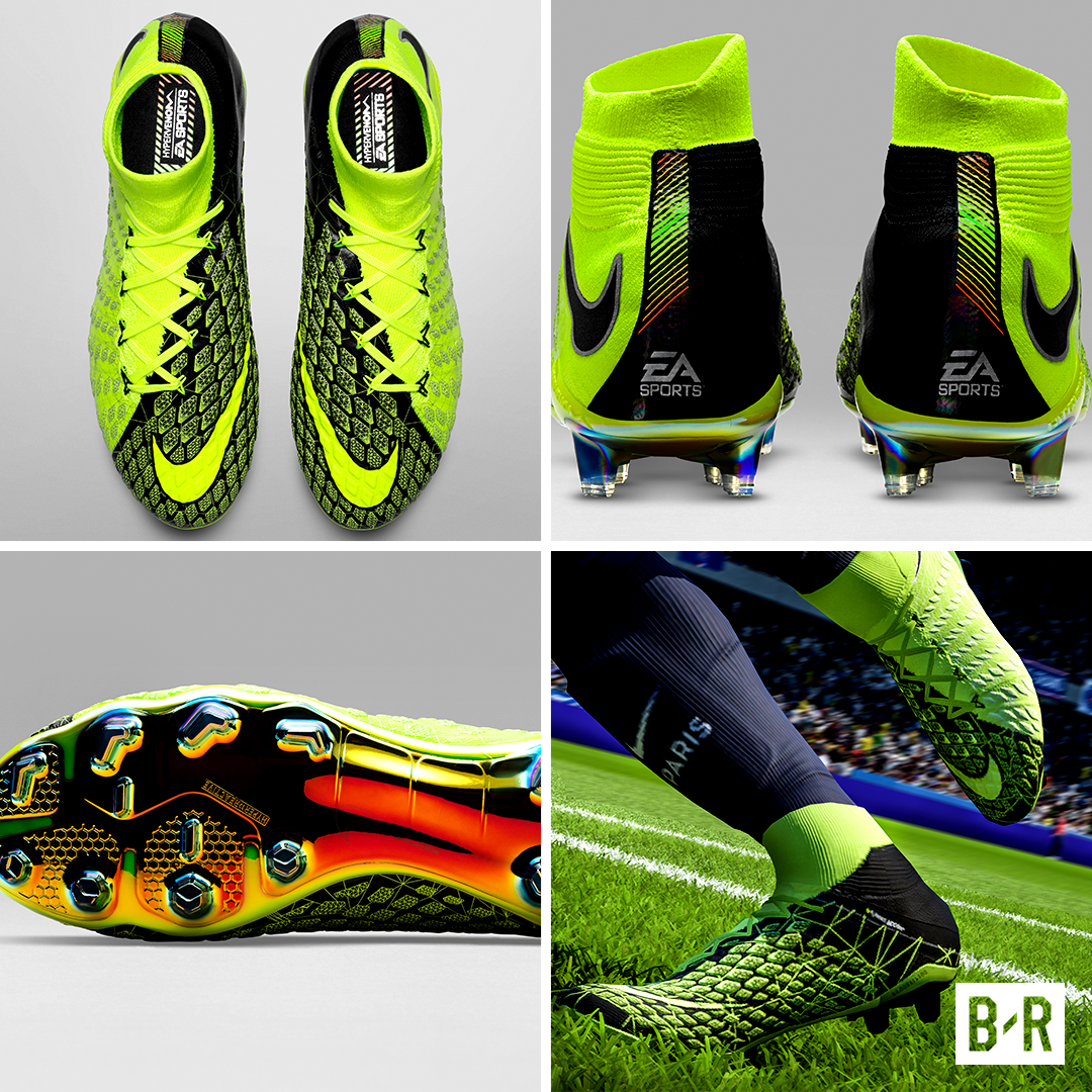 new style 15393 8c47c Nike x ea sports = 🔥 limited-edition hypervenom 3 will be ...