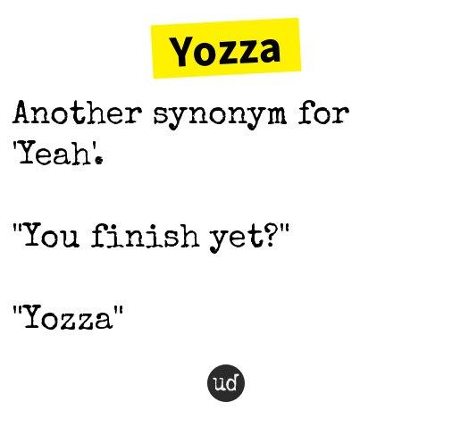 Synonym urban dictionary