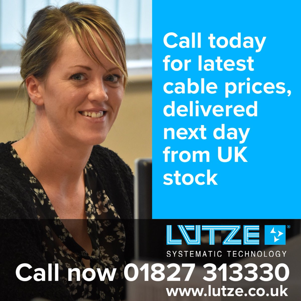 Cables ready to roll, call @luetze_uk today for the latest prices #automation...