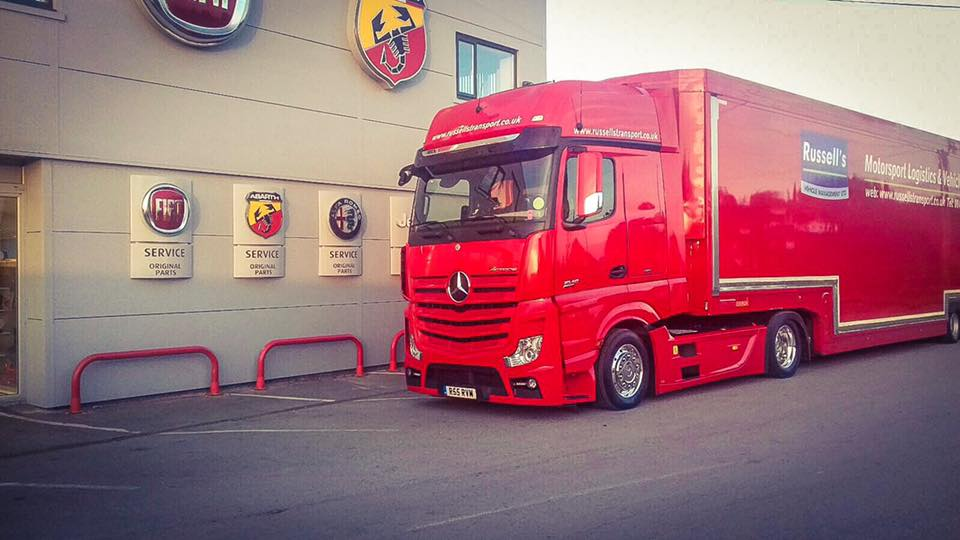 #MotivationMonday #Italy #Turin #Abarth #AlphaRomeo #Fiat #HQ  #RussellsTransport #CoveredCarTransport #SuperCars Worldwide +44(01280 850426<br>http://pic.twitter.com/UtxYGBlNnu