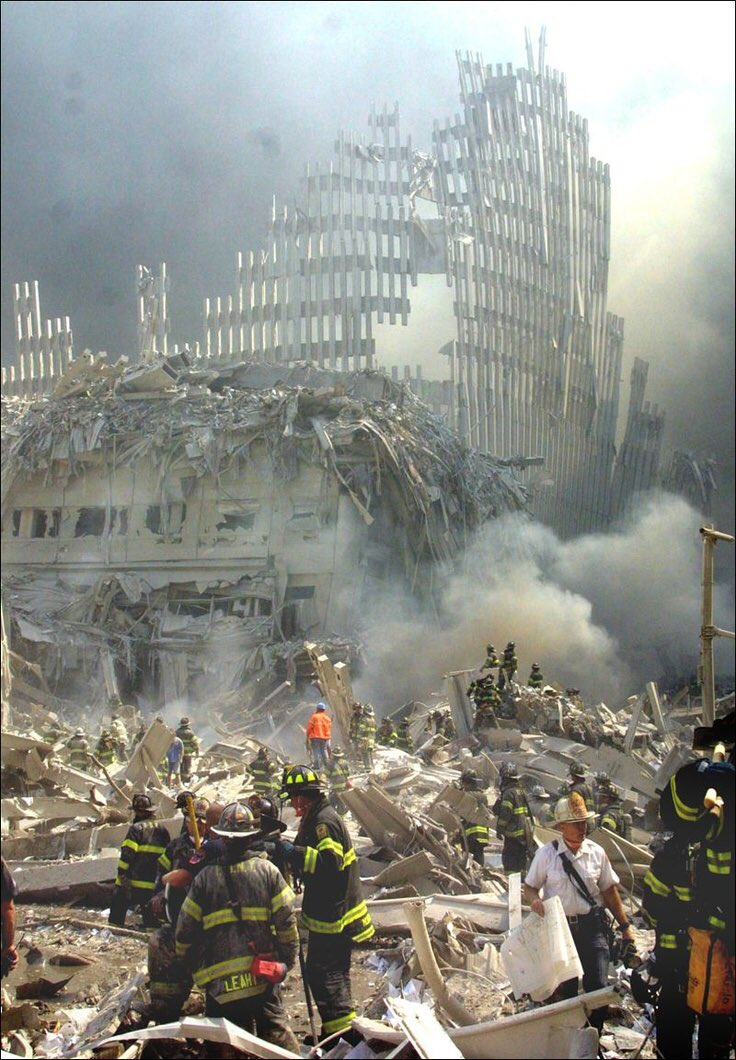 #September11, 16 years later United we stand https://t.co/X7FhG9a8JY