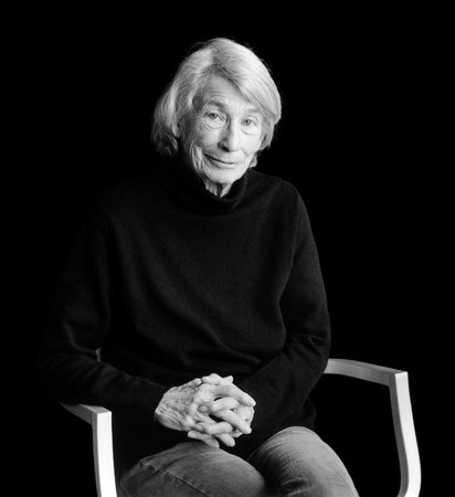 Happy birthday, Mary Oliver! 82, today!