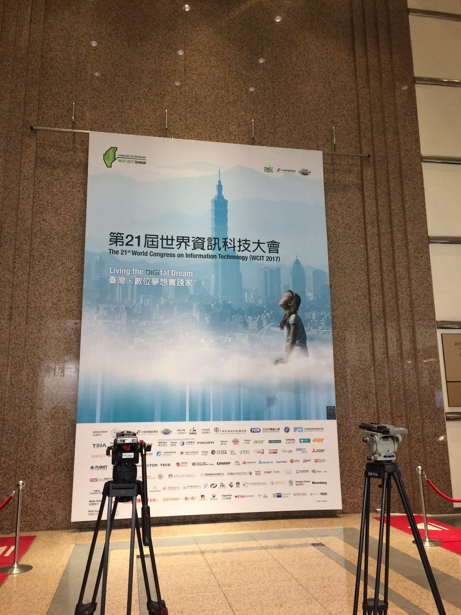 In  Taipei for 1 week for #wcit #CivicTechFest #1stTimeinAsia <br>http://pic.twitter.com/x61Iio4jNi