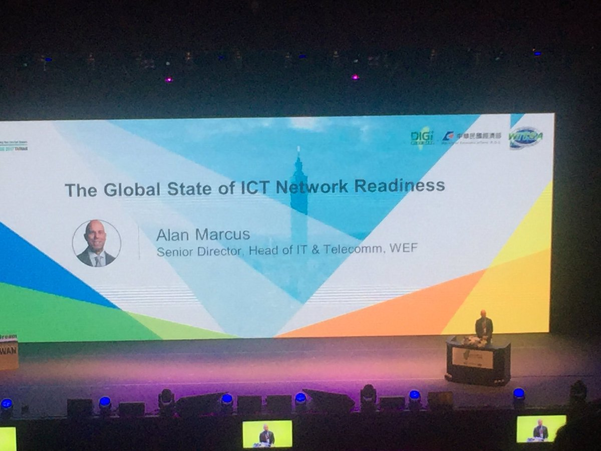 The 4th industrial revolution will affect ever industry, country and person #wcit @wef #iot #industry40 @wcit2017_taiwan<br>http://pic.twitter.com/V1U6jEf2wj