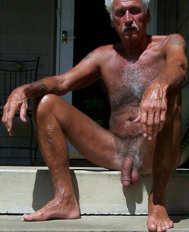 Sex Old man big cock
