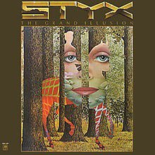 HAPPY BIRTHDAY!Tommy Shaw Damn Yankees             Styx  The Grand Illusion         Styx      80    70