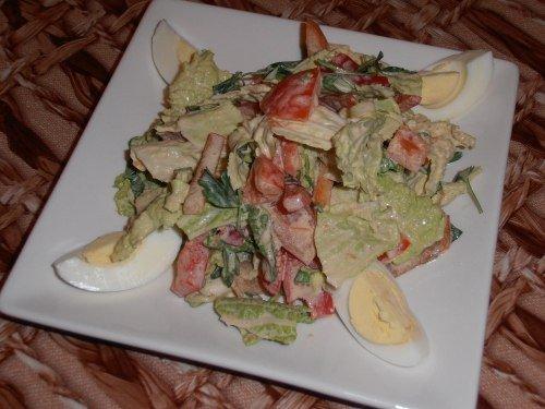 Рецепт салат с дайконом