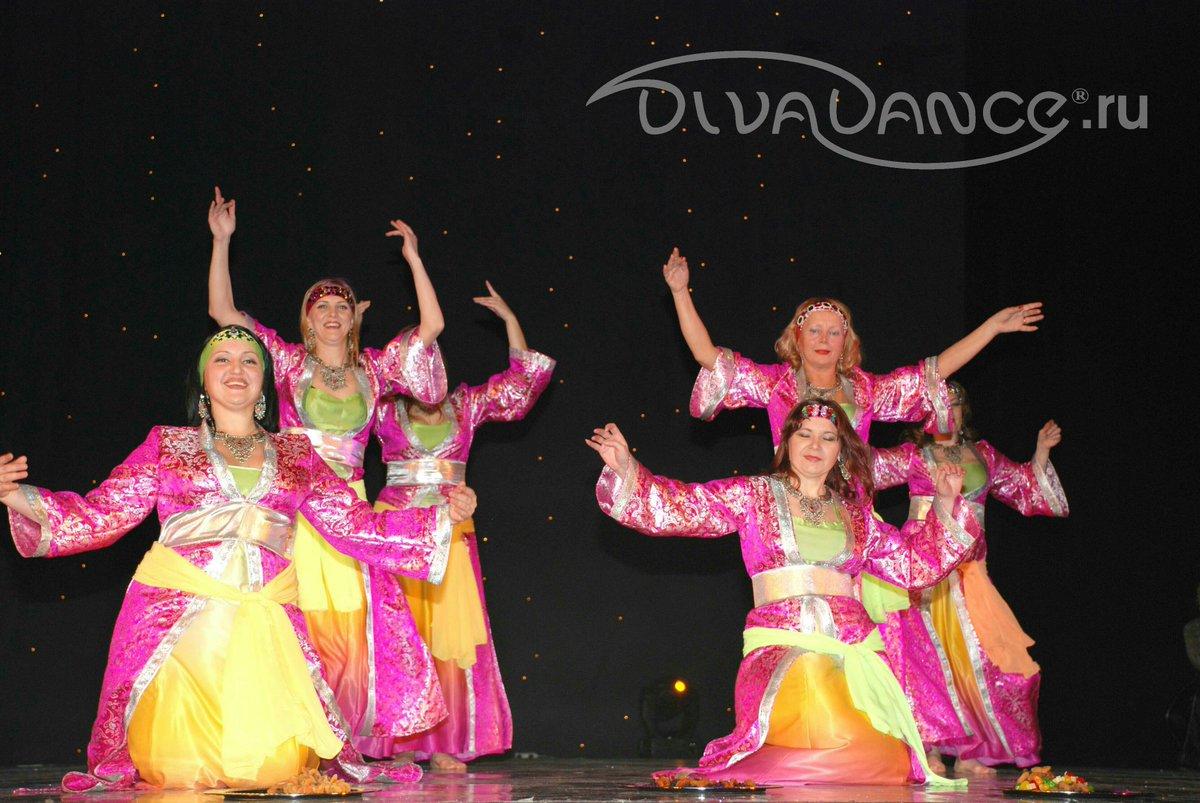 Восточные танцы доклад