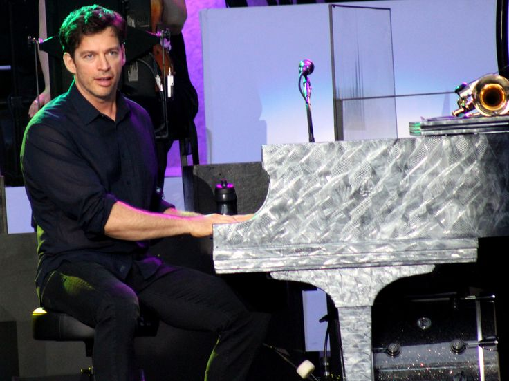 Happy Birthday to Harry Connick Jr. who turns 50 today!