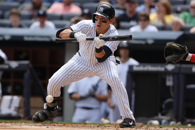 Happy Birthday to Jacoby Ellsbury who turns 34 today!