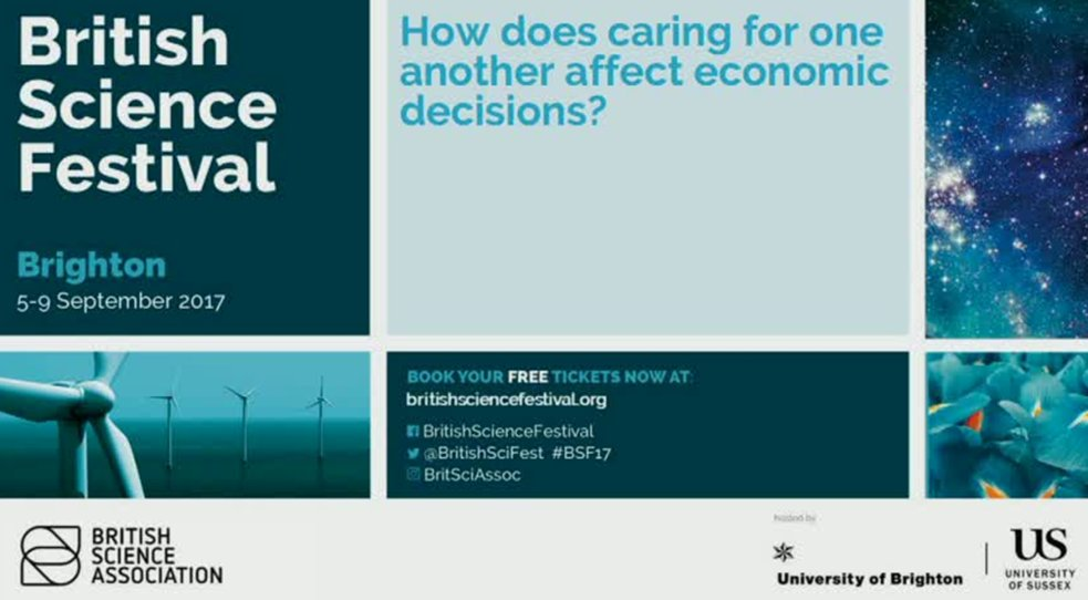 Caring and economic decisions by @orianabandiera, @profnavaashraf and @maitreesh  at this year&#39;s #BSF17 Listen here  https:// tinyurl.com/y8tzqa5f  &nbsp;  <br>http://pic.twitter.com/vhlk9vgdCQ