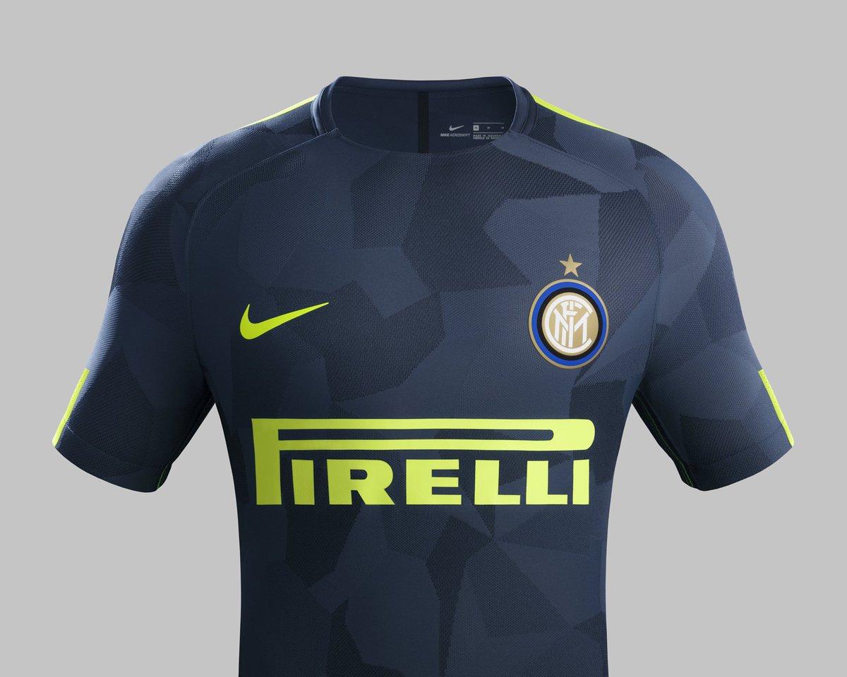 Maillot Extérieur Inter Milan Tenue de match