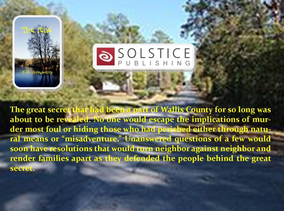 #MondayReads  Our salvation is at hand.  @SolsticePublish  #horror  #p...