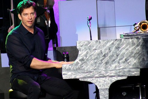 Happy Birthday Harry Connick Jr.  Hoy cumple 50 años el actor y crooner Harry Connick Jr.